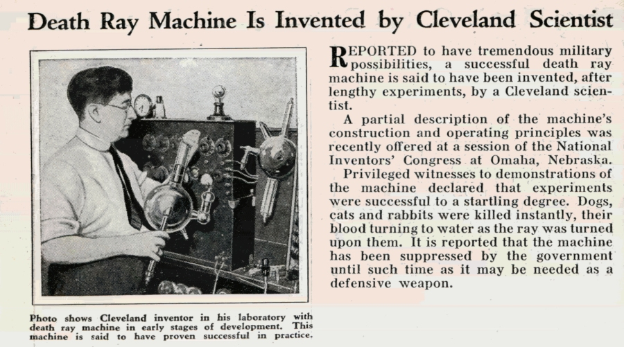 Modern Mechanix Sept 1934